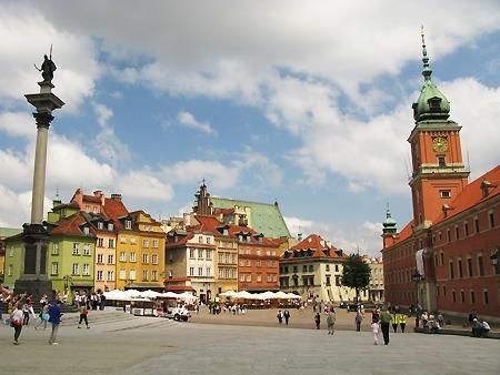 Варшава - фото